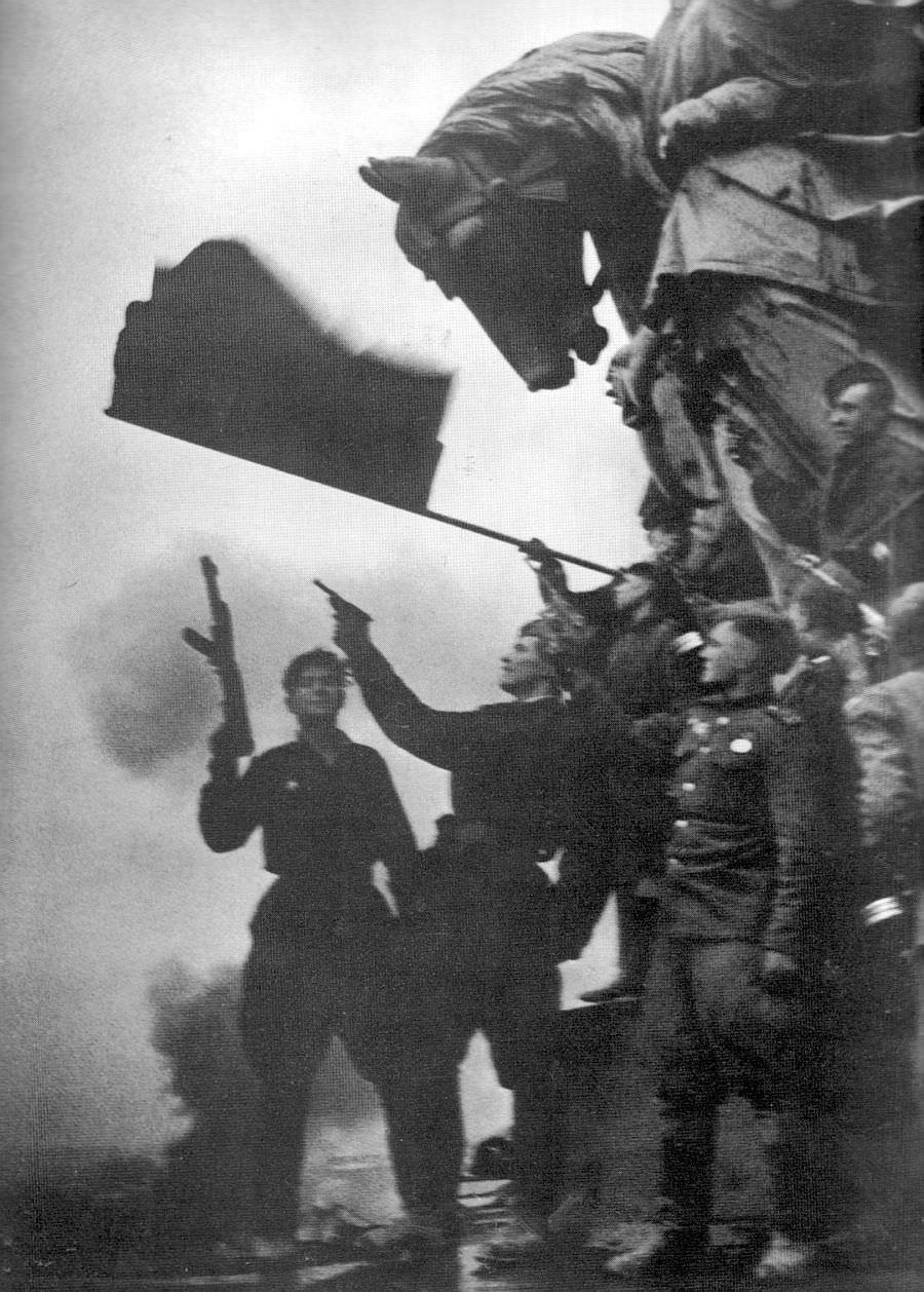 Залп в честь Победы