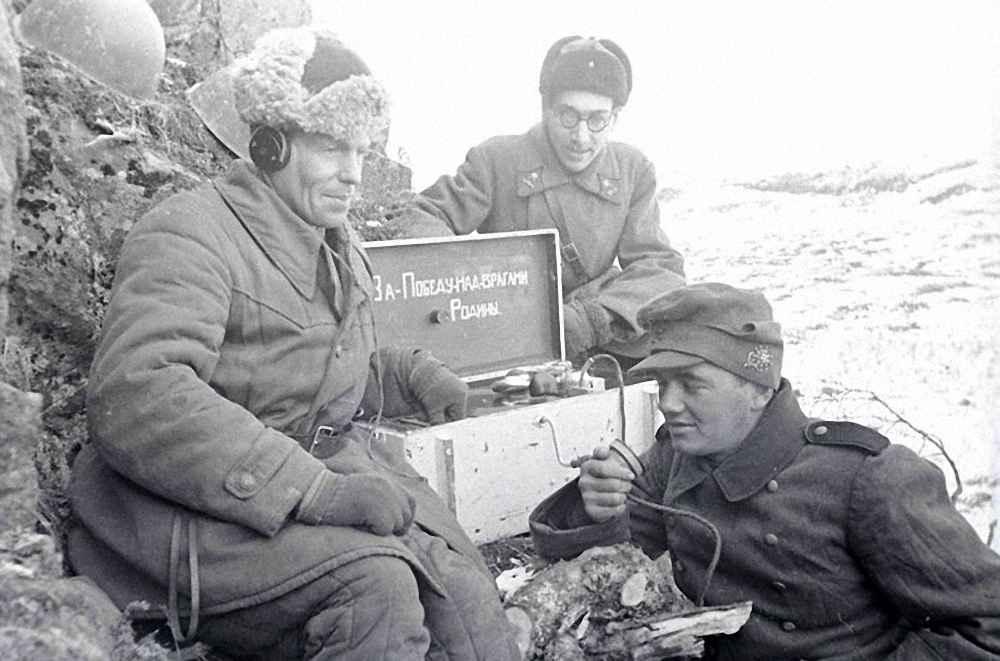 Немецкий ефрейтор Рудольф Зульцер