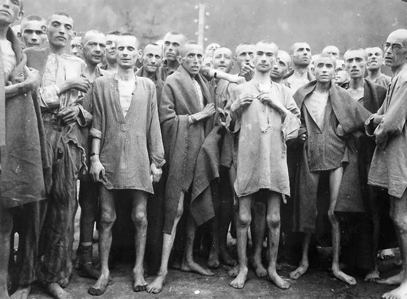 Восстание в концлагере Маутхаузен