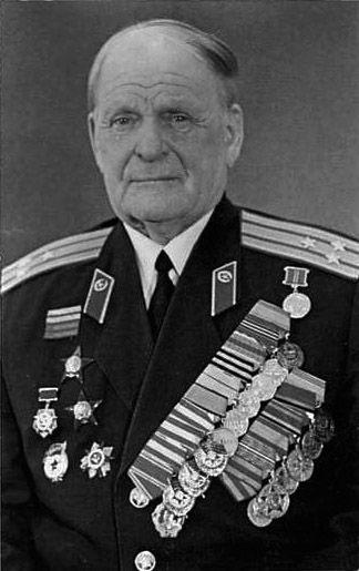 Михаил Данилович Воробьёв