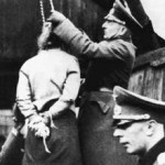 Первые зверства фашистов