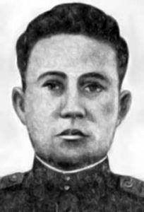 Сержант Михаил Ильич Бакалов