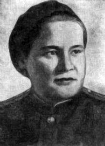 Мария Степановна Батракова