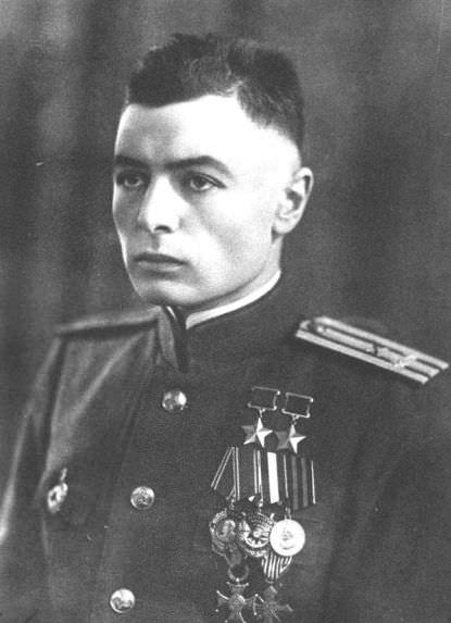 Комбат Василий Петров
