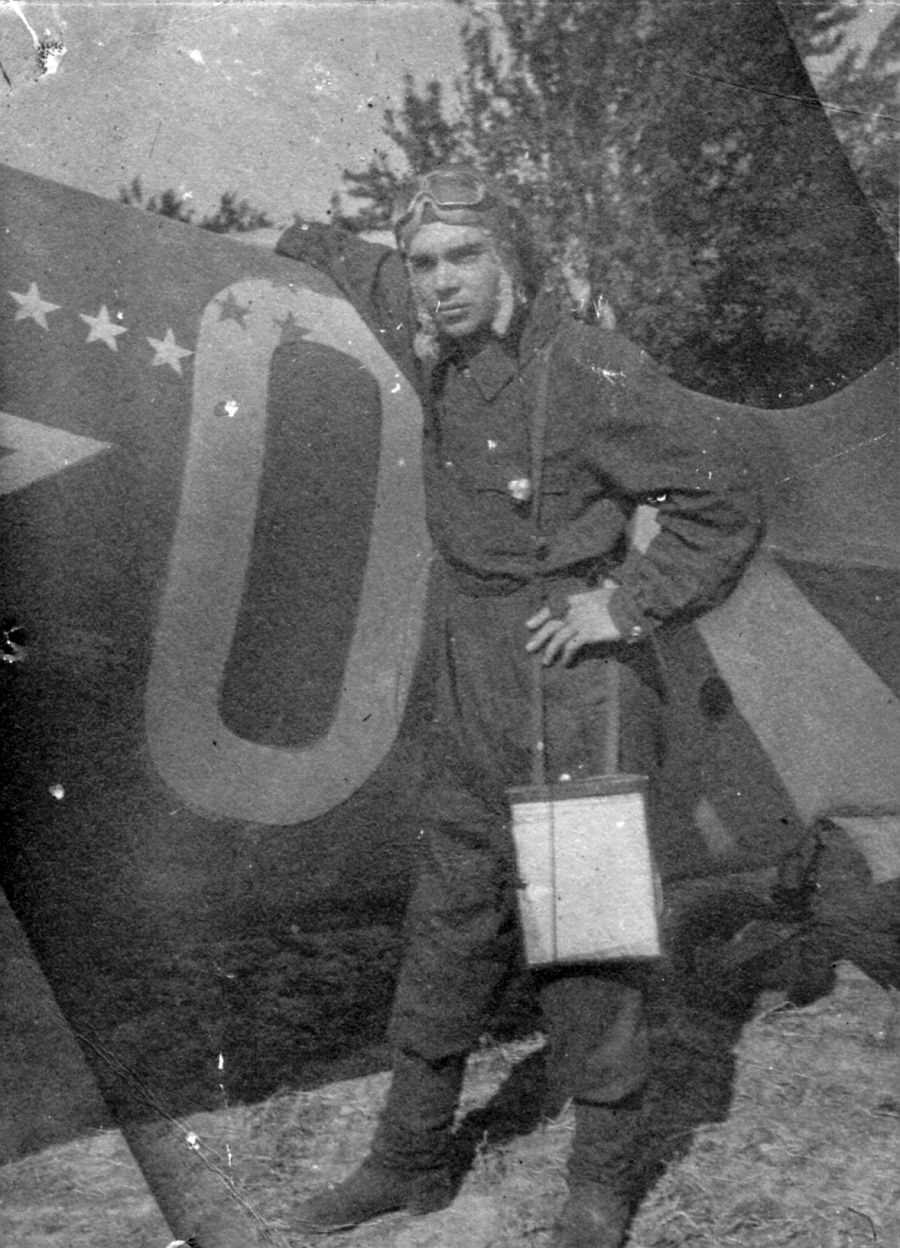 Старший лейтенант Мартынов