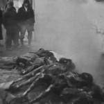 Фильм-репортаж о знаменитом судебном процессе над пособниками немецко-фашистских оккупантов