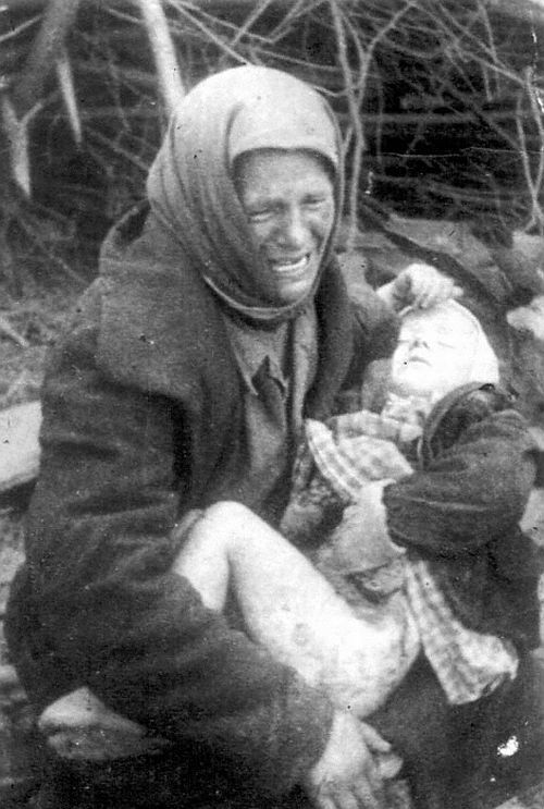 На немецкой земле мы остались советскими людьми
