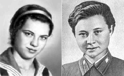 Наташа Ковшова, Маша Поливанова