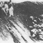 Уничтожение фашистами евреев на оккупированной территории СССР