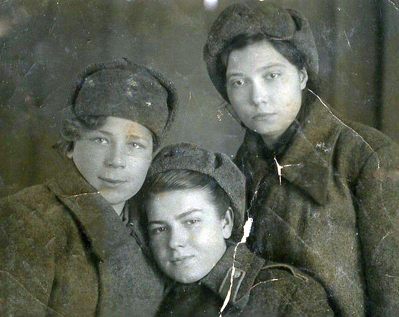 Мишле Анна Петровна