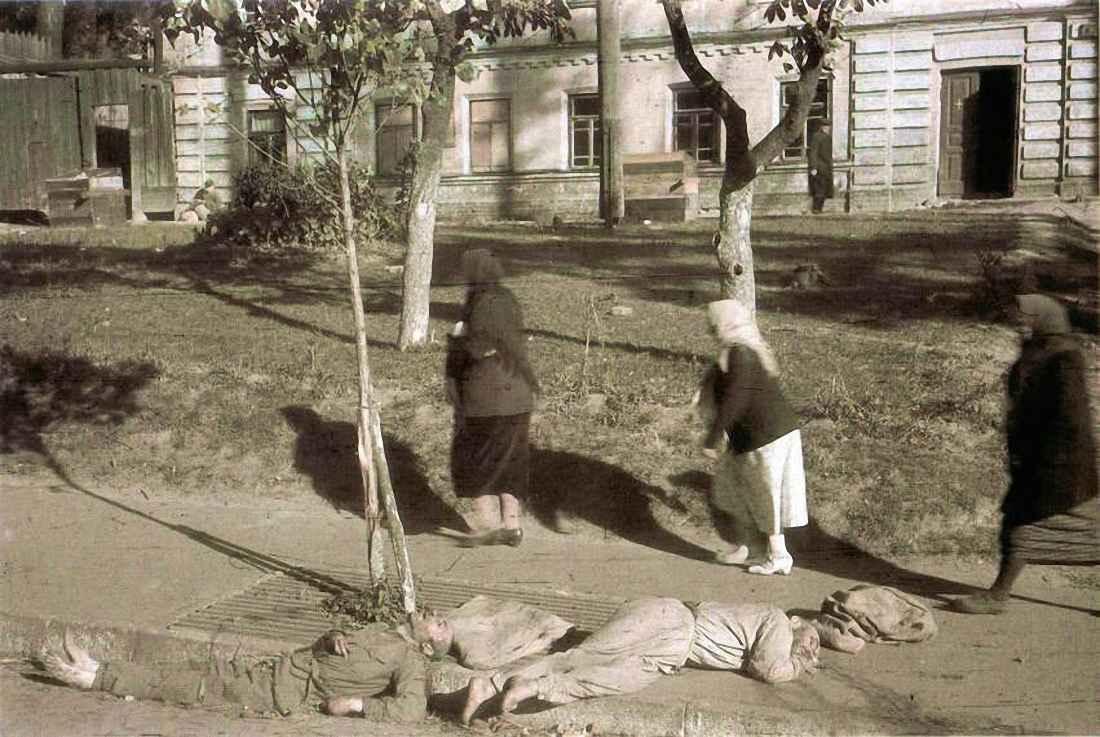 Убитые советские военнопленные