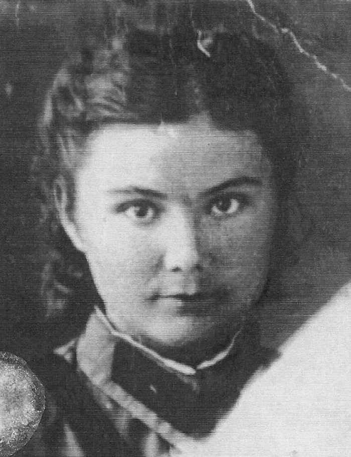 Лесина Мария Степановна (Друзьякина)
