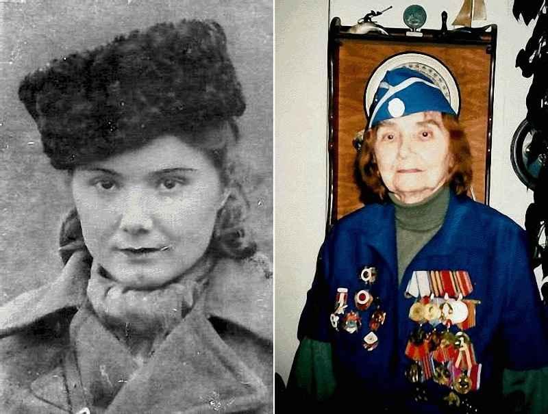 Лесина (Друзьякина) Мария Степановна