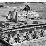 Как один танк КВ-1 сдерживал целую боевую группу «Раус»