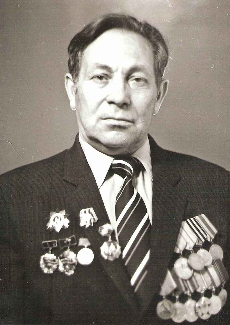 Шмеркин Абрам Тевелевич