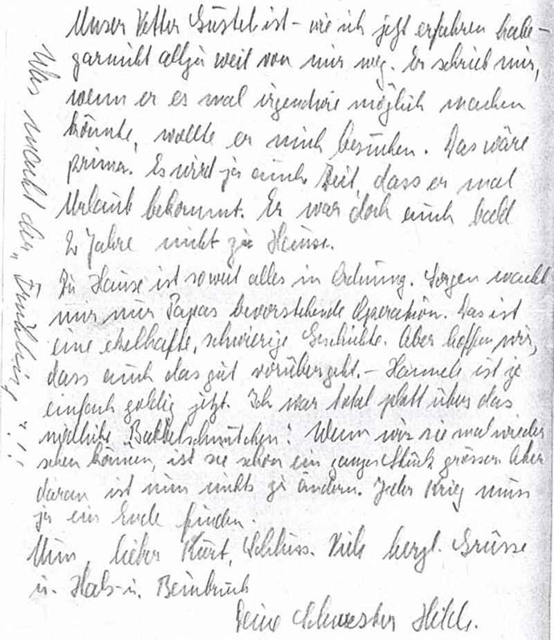 Переписка немецких военнослужащих