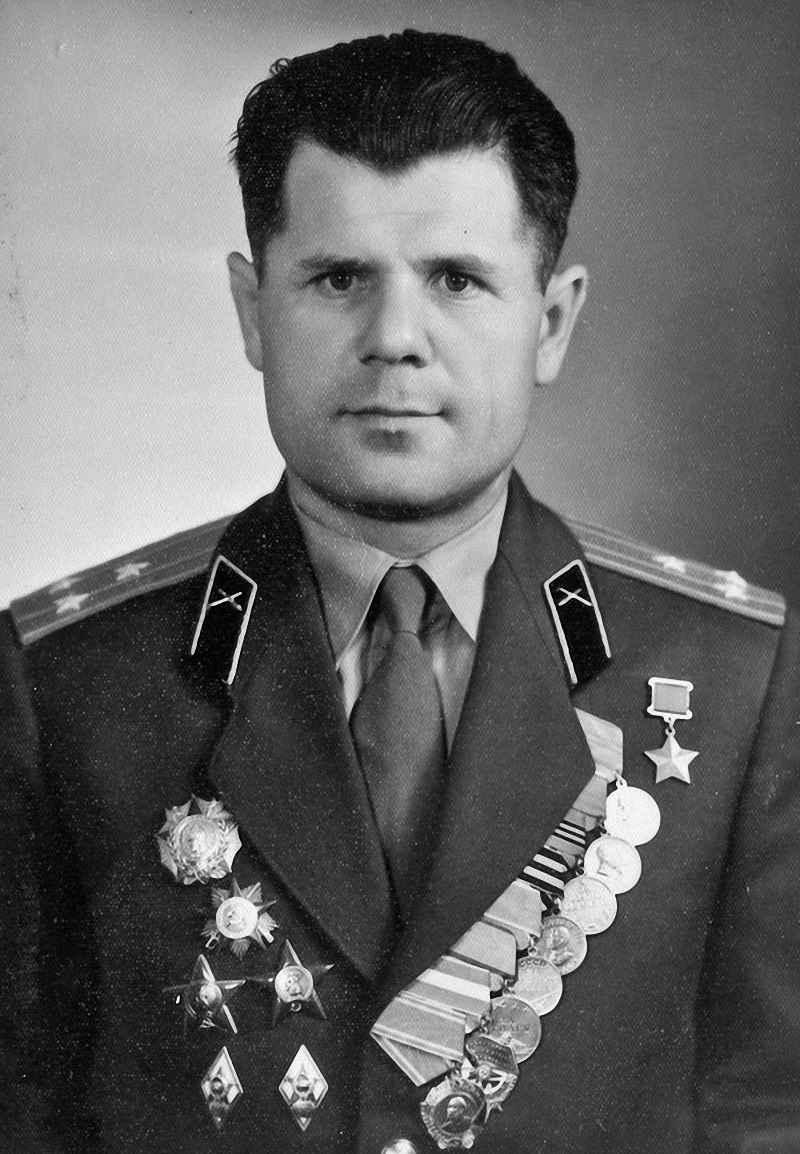 Рыжков Иван Ермолаевич