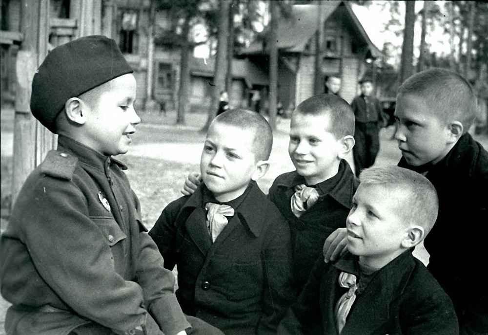 6-летний Толя Воронов