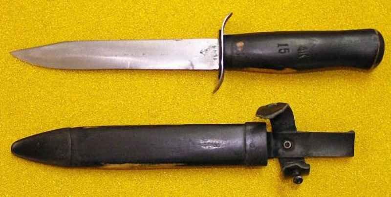 Дивизия «черных ножей»