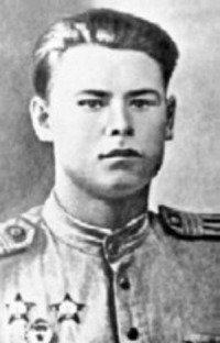 старшина Александр Милюков