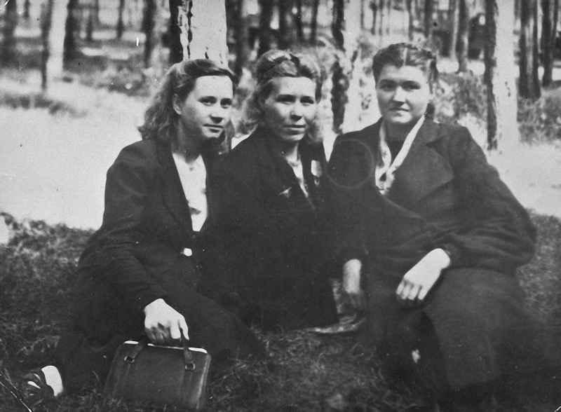 Хромова (Гращенкова) Екатерина Ивановна