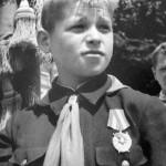 Кавалер ордена Красного Знамени в 13 лет