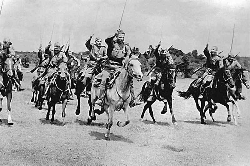 Бойцы Первой Конной армии