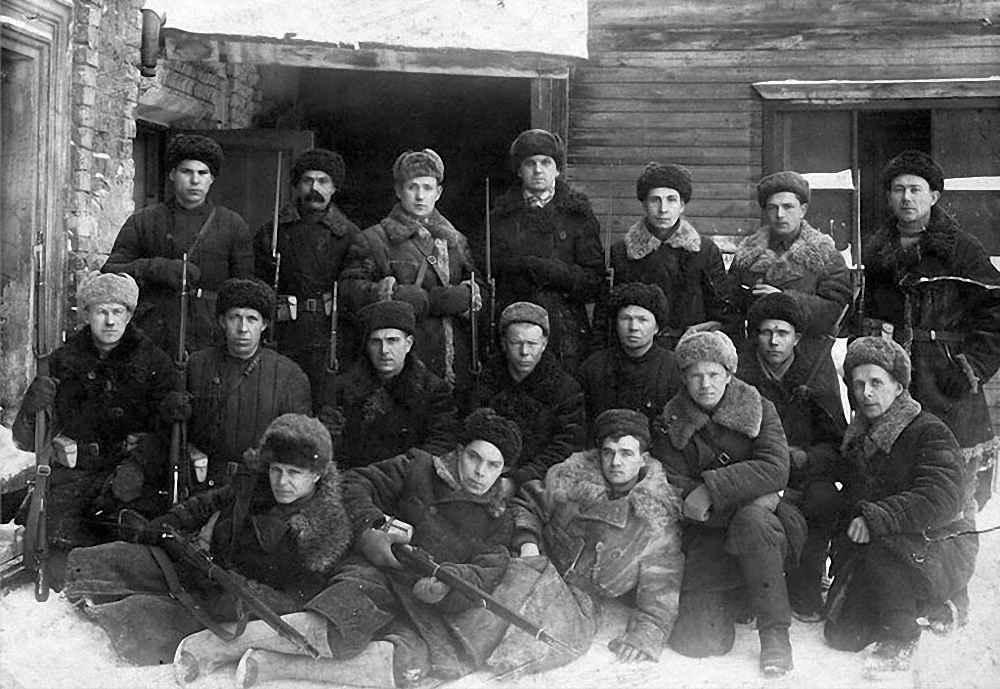 Тульский истребительный батальон