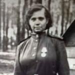 Шилова (Новикова) Лидия Григорьевна