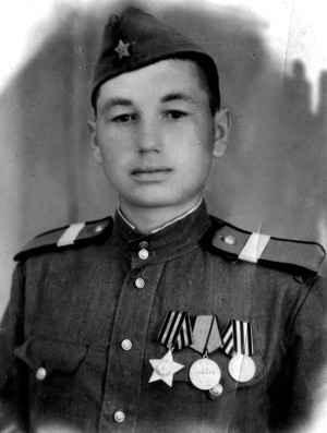 Васильев Григорий Семенович