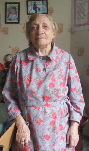 Евсигнеева (Девятина) Екатерина Георгиевна