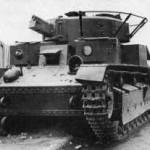 Рейд танка Т-28