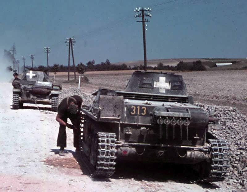 Как остановить танки без потерь и единого выстрела