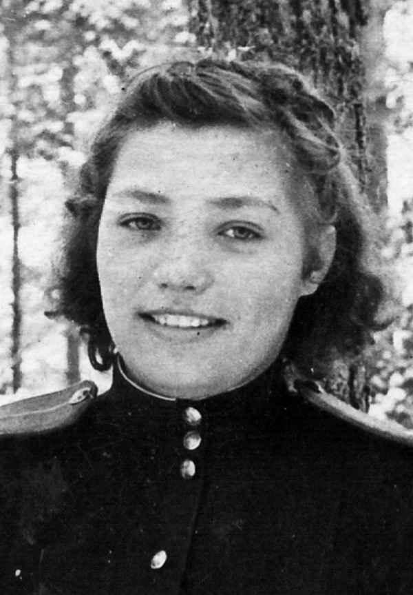 Апполинария Ивановна Сторожко (Зенкова)
