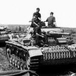 Как остановить танковую колонну без единого выстрела