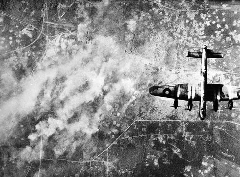 Бомбардировка Дрездена ВВС Великобритании и США