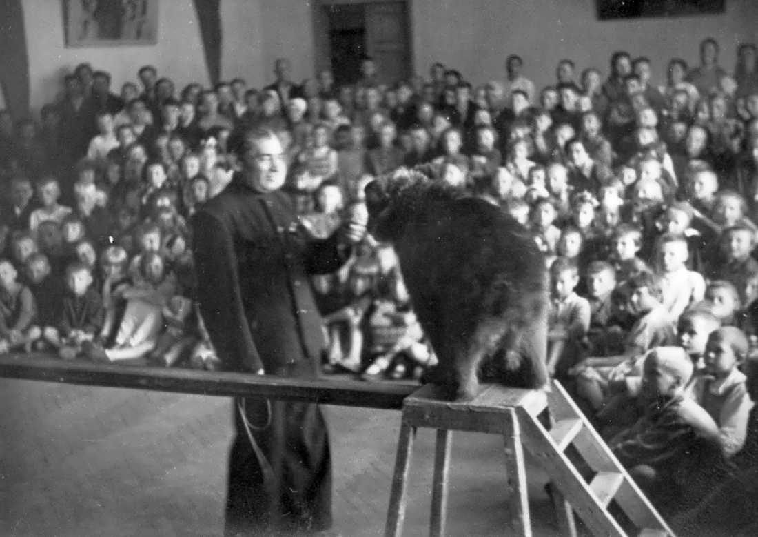 Как пережил блокаду Ленинградский зоопарк