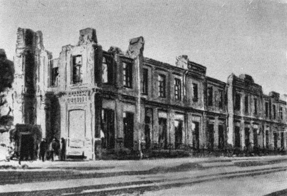 Руины Фастовского вокзала