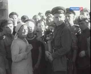 Материалы из архива кинооператора М.А.Трояновского