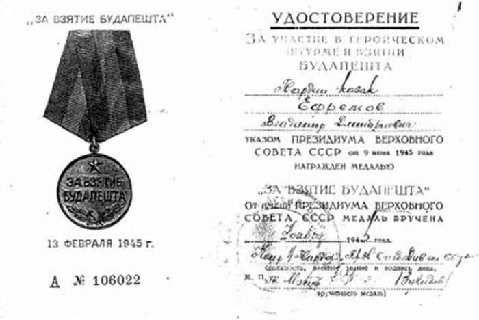 Владимир Дмитриевич Ефремов