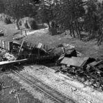 Немецкий авианалет на железнодорожный узел Курск