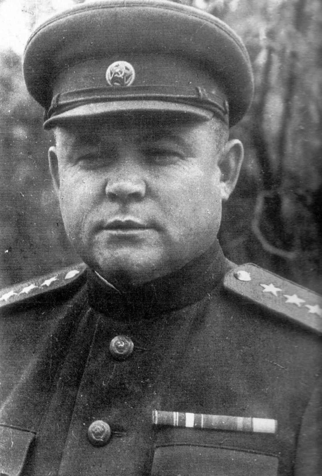 Генерал армии Николай Фёдорович Ватутин
