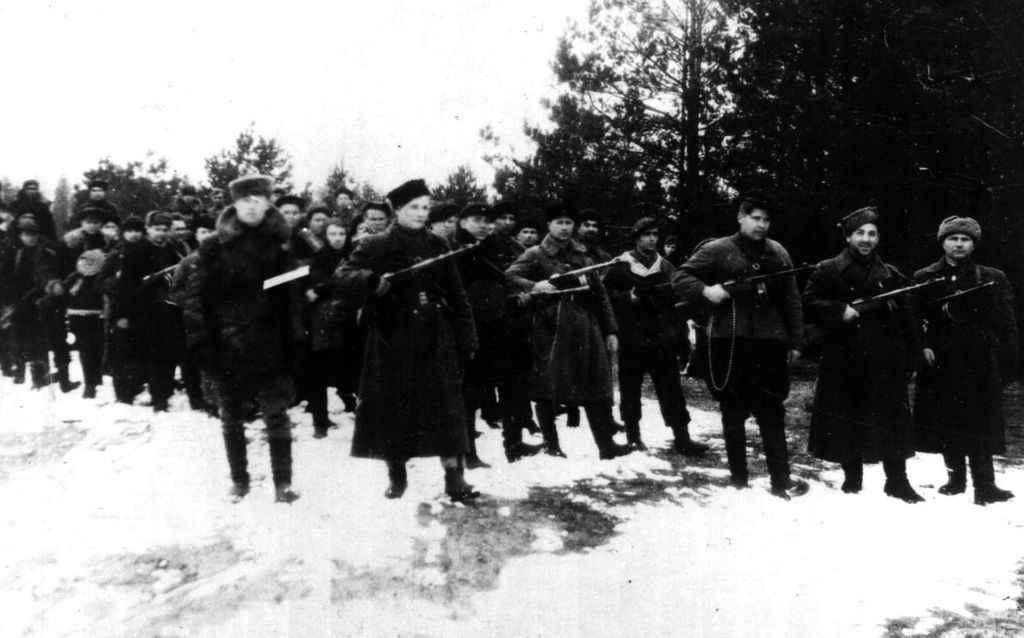 Партизанская бригада имени Пархоменко