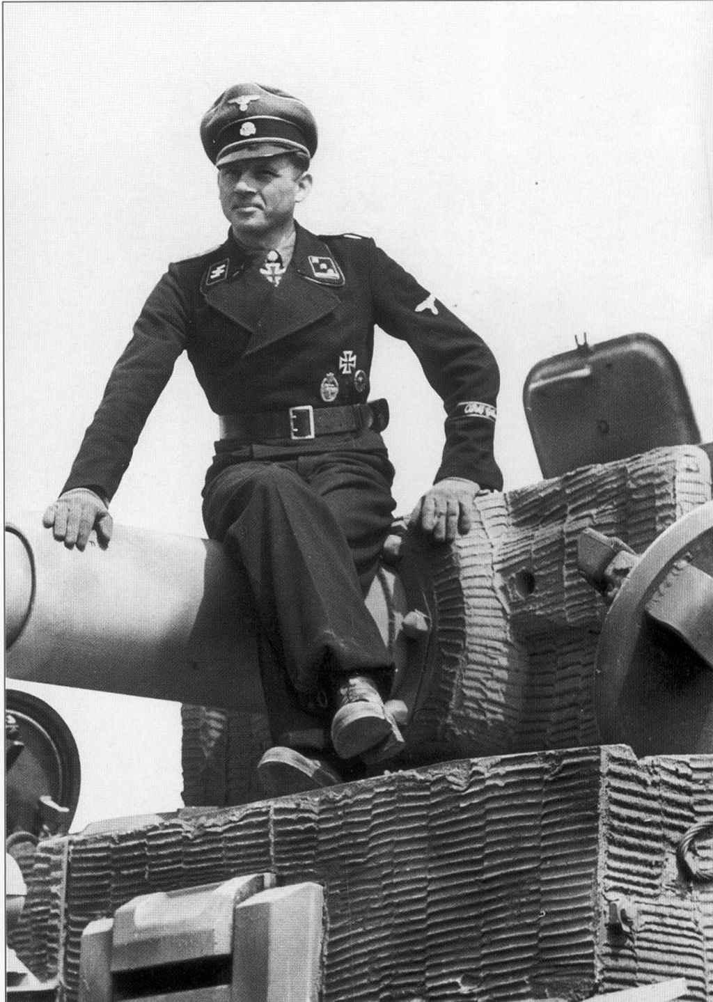 Знаменитый немецкий танковый ас Михаэль Виттман