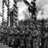 13-й белорусский полицейский батальон напараде